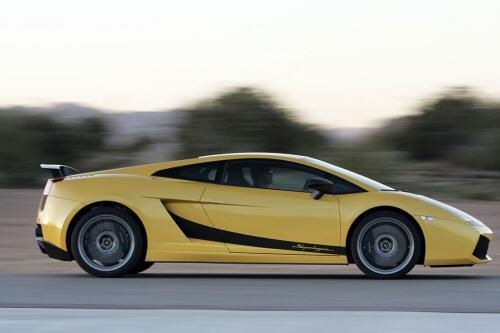 Gallardo Superleggera: Leichter, schneller, teurer