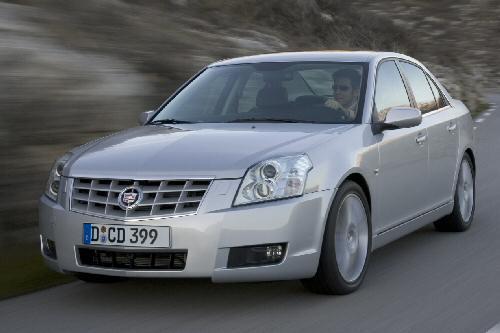 Cadillac BLS: Ausstattungspaket für Rechner