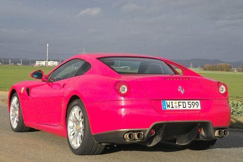 Ferrari 599 GTB: Ein Hauch von Formel 1