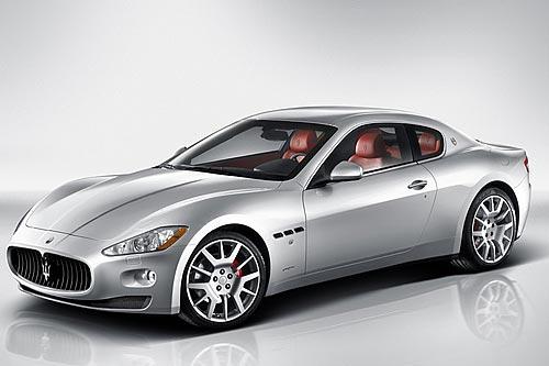 Maserati GranTurismo: Pure Schönheit