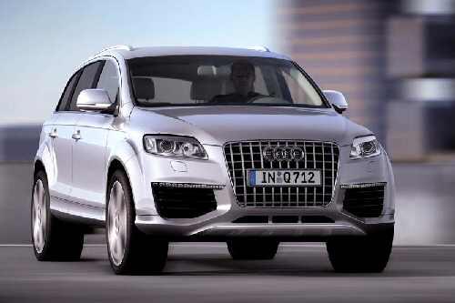 Audi Q7 mit stärkstem Serien-Diesel der Welt