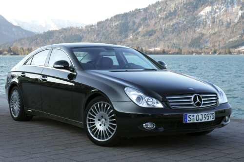 Aktueller Mercedes CLS läuft aus
