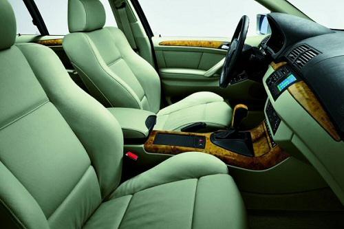 BMW X 5 3.0: Weltweit ein Hit