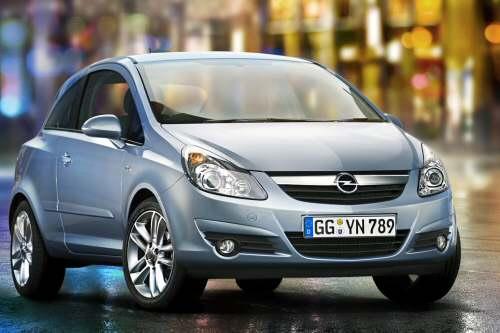 Opel Corsa hängt VW Polo ab