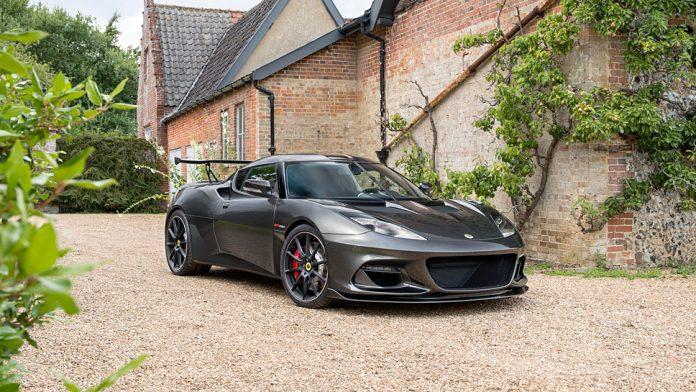 Der Lotus Evora GT430 erhält Zuwachs durch neue Modelle