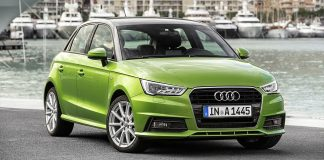 Seit 2012 gibt es den Audi A1 auch als verlängerte Sportback-Variante