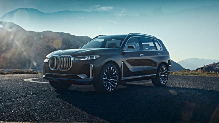BMW X7 iPerformance: Noch eine Nummer größer