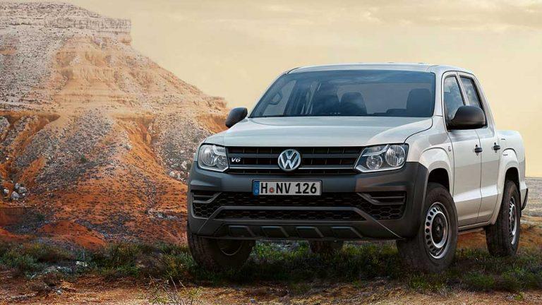 Neuer Einstieg beim VW Amarok