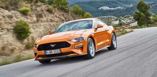 Ford hat den Mustang erneuert