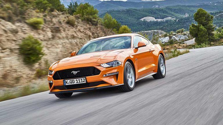 Ford Mustang erhält mehr Pferdchen