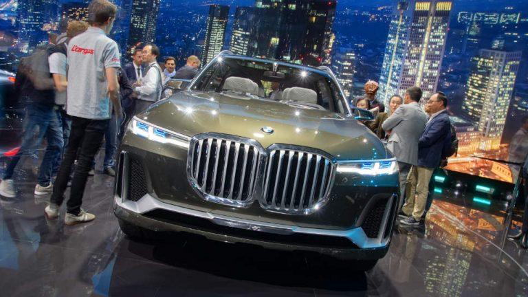 IAA: Reihenweise SUVs statt serienreife Elektroautos