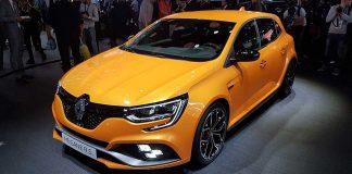 Renault schickt den Megane RS in eine neue Generation
