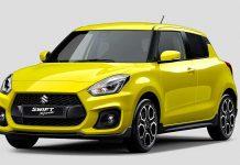 Suzuki hat den Swift Sport fast komplett erneuert