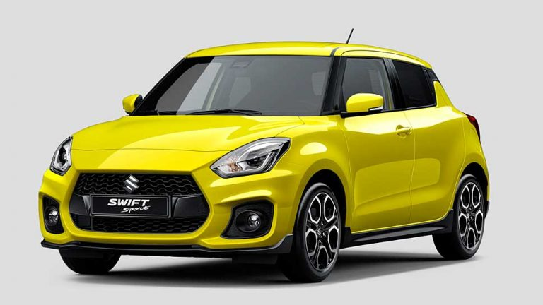 Suzuki Swift macht anders Sport