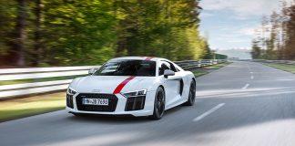 Audi bringt einen heckgetriebenen R8 in Kleinserie