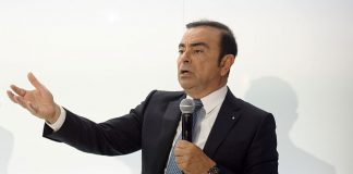 Renault-Nissan-Präsident Carlos Ghosn