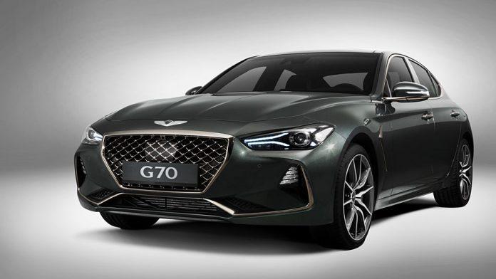 Der Genesis G70 bewegt sich auf den Spuren von Infiniti und Lexus