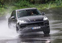 Porsche hat den neuen Cayenne noch dynamischer gestaltet