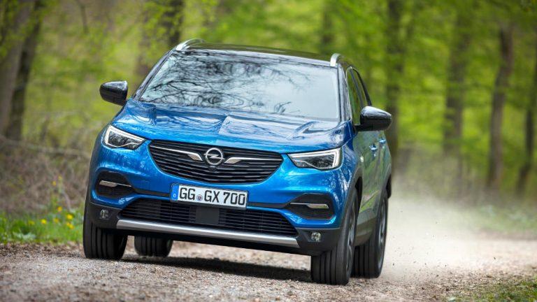 Opel Grandland X: Der Aufsteiger