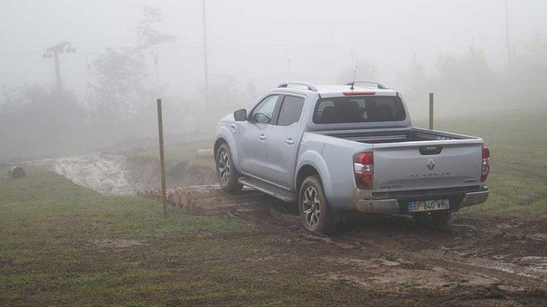 Renault Alaskan: Klonereien im Gelände