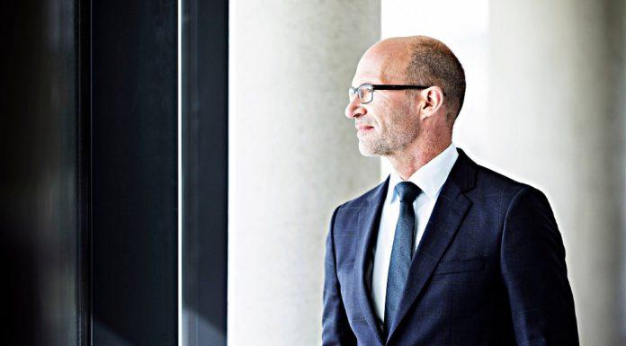 Klaus Bischoff verantwortet bei VW das Design.