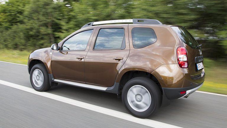 Gebrauchter Dacia Duster mit Preisproblemen