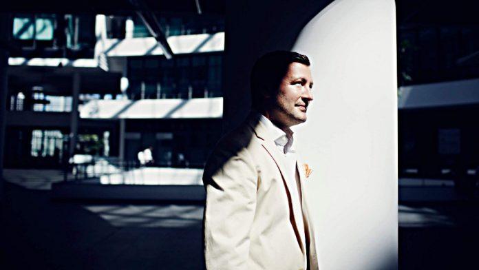 Domagoj Dukec leitet bei BMW i das Design.