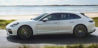 Der Porsche Panamera Sport Turismo Turbo S E-Hybrid könnte sich mit drei Liter Verbrauch begnügen