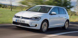 Mit Prämie ist der E-Golf von VW derzeit besonders günstig zu haben.