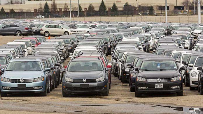 Rückkauf von VW in den USA