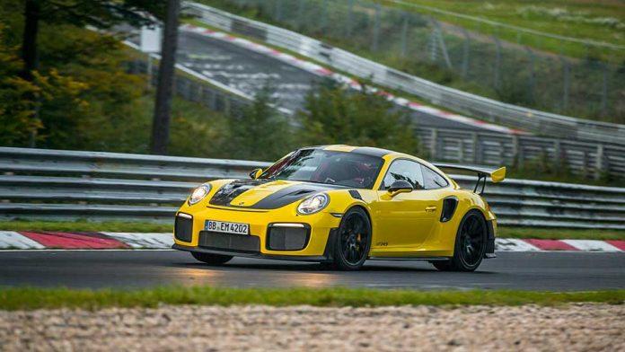 Porsche hat die Bestzeit gleich um fünf Sekunden unterboten