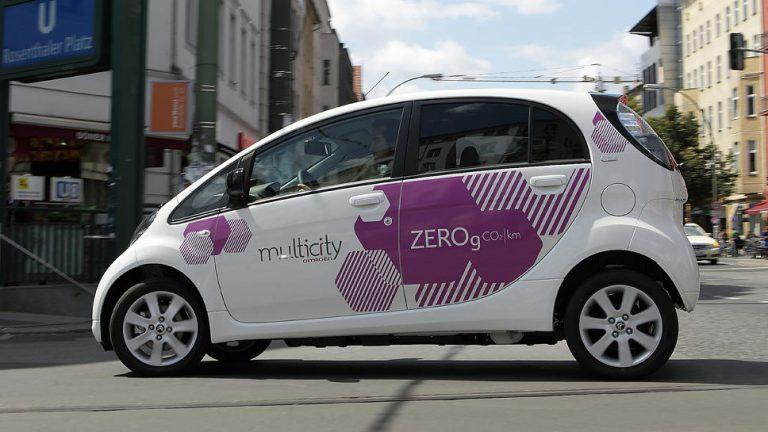 Carsharinganbieter Multicity stellt Angebot in Berlin ein
