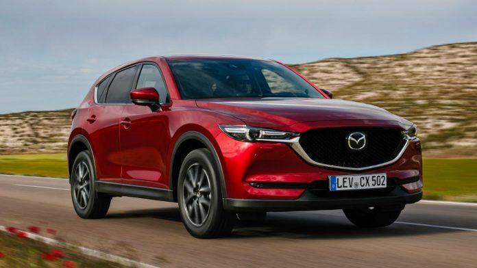 Der Mazda CX-5 bietet eine gute Fahrdynamik.