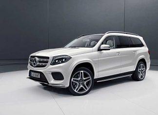 Mercedes wertet den GLS auf