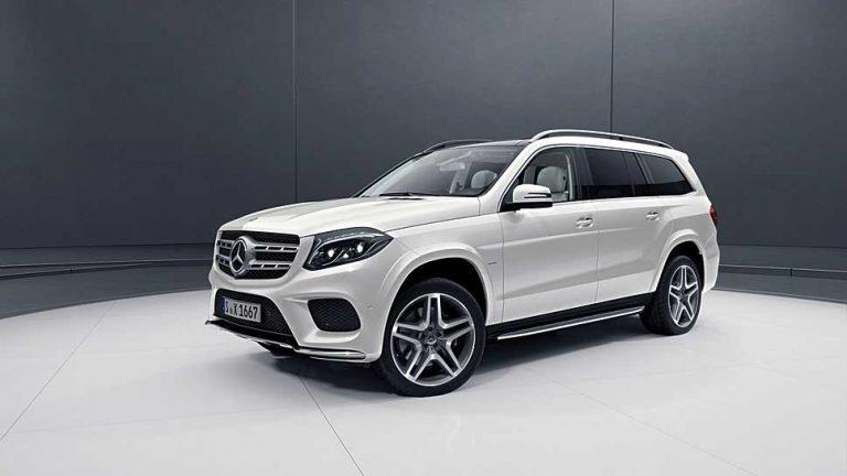 Mercedes GLS Grand Edition: Wegbereiter für etwas Größeres