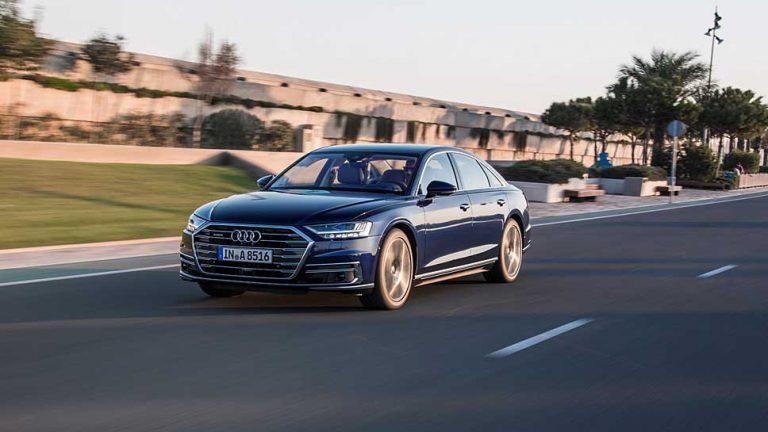 Audi A8: Aufstieg in das dritte Level