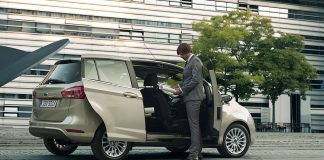 Der Ford B-Max punktet bei der HU