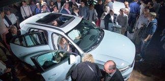 Den Auftakt der XCitenight beging Volvo in Frankfurt