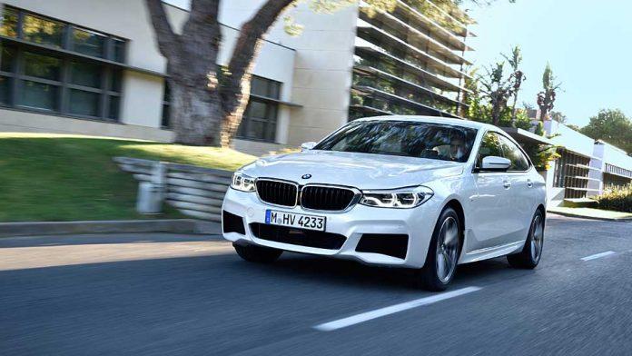 Der BMW 6er GT gibt sich kräftig und agil zugleich