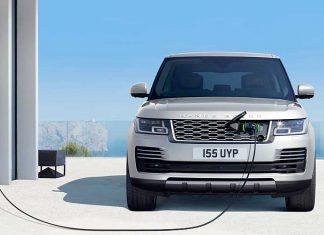 Land Rover bietet den Range Rover auch als Plugin-Hybrid an