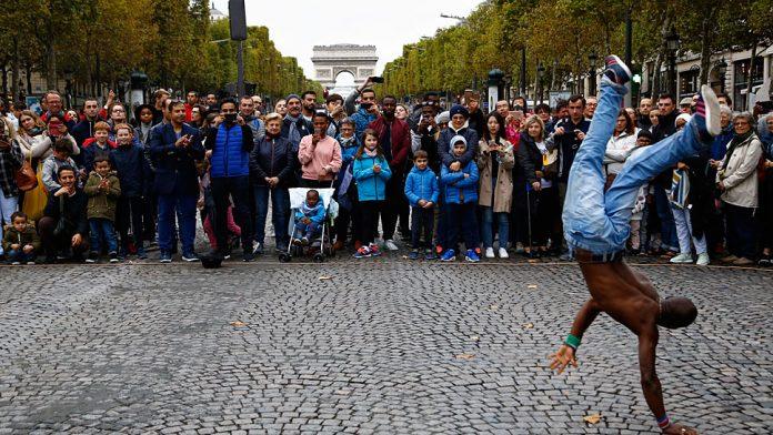 Am 1. Oktober war Paris autofrei