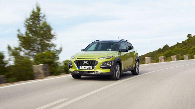Hyundai Kona: Ironman als Vorbild