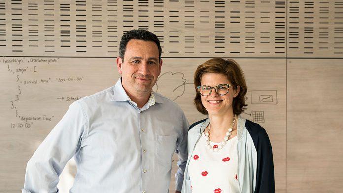 Daniela Gerd tom Markotten übernimmt die Moovel-Führung von Jörg Lamparter