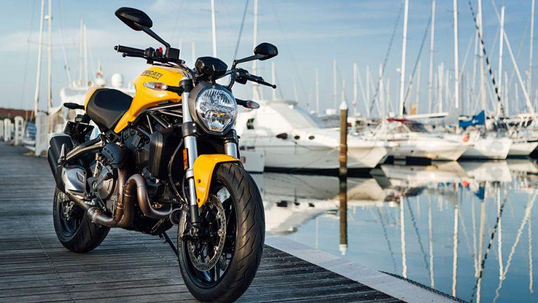 Ducati Monster 821: Monster-Auftakt für das neue Jahr