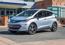 General Motors lässt Chevrolet Bolt in New York fahren