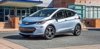 General Motors lässt Chevrolet Bolt in New York fahren