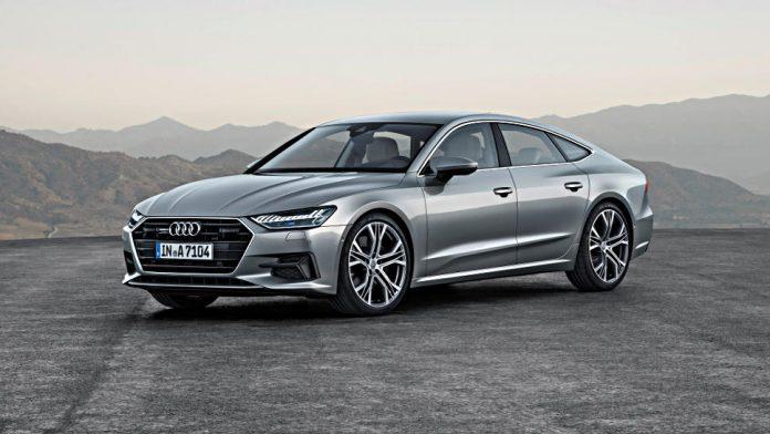 Der neue Audi A 7 wurde in Ingolstadt präsentiert.