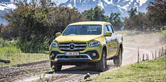 Die Mercedes X-Klasse will Premium ins Pick-up-Segment bringen.