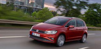 VW hat den Golf Sportsvan überarbeitet