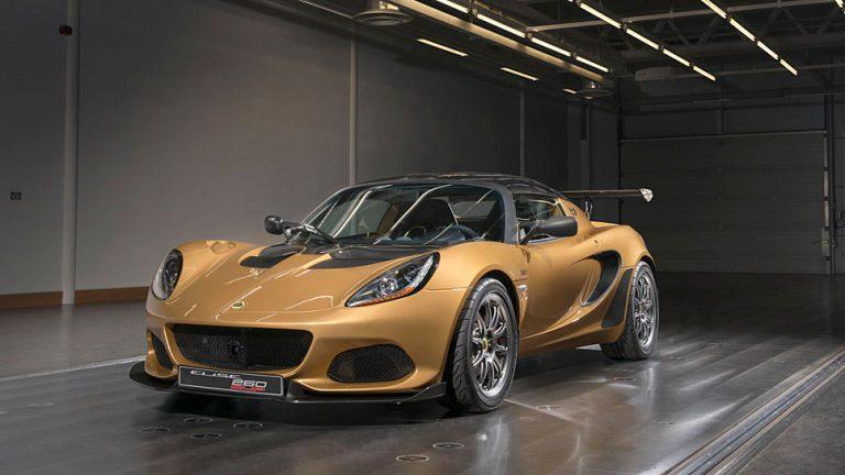Lotus Elise Cup für den Alltag